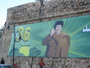 Fact Sheet: 2011, the Arab Spring & Libya