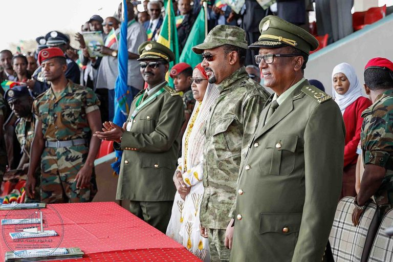 The Tigray People's Liberation Front and the Ethiopian Conflict