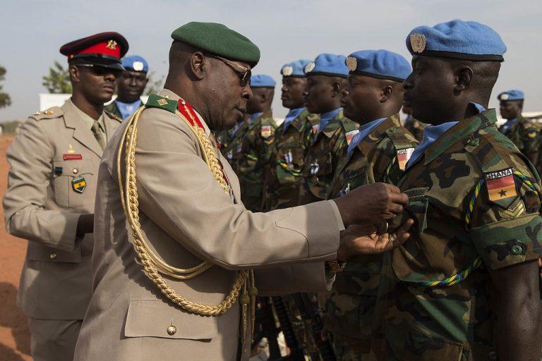 Ghana's Poor governance, regional disparities weakens state's security.