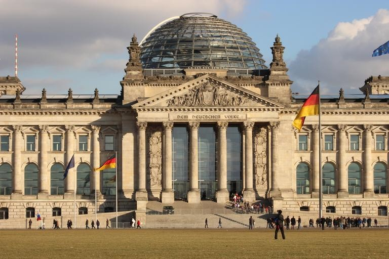 Germany's Political Right, Europe and Migration