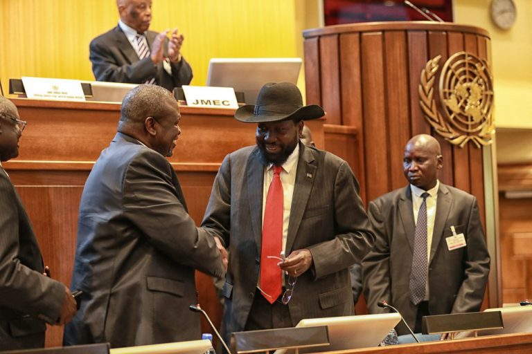 Timeline: South Sudan 2011-2020 Independence and Civil War