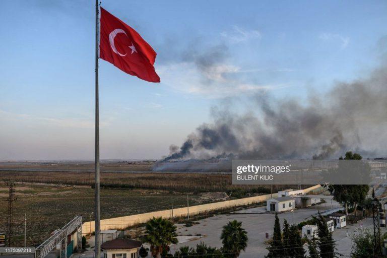 Factsheet: Turkey's Assault on North East Syria