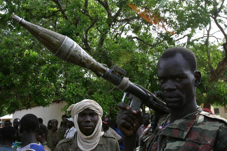 Conflict in Central African Republic