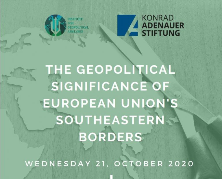 Event: Geopolitical Significance of EU's Southern Borders