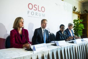 Different Paths to Conflict Mediation: Norway, Germany, and Qatar