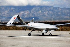 The diplomatic significance of the Turkish Combat Drones program