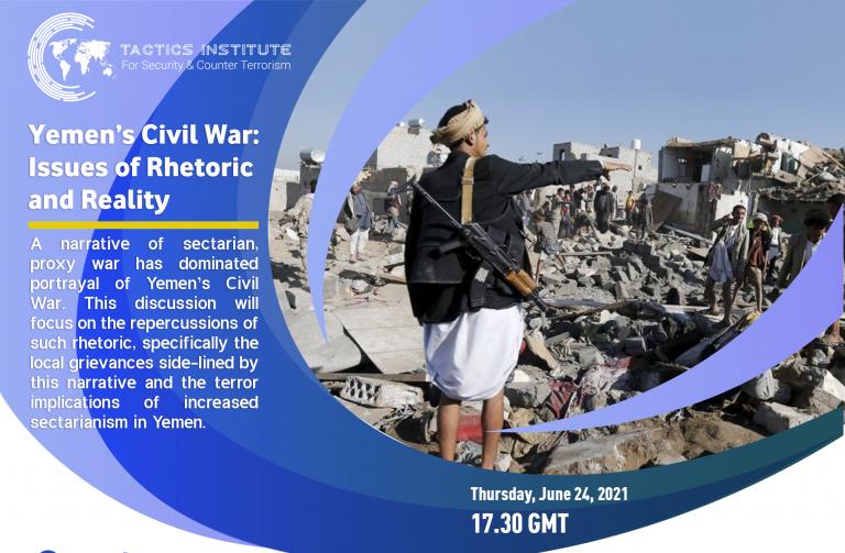 Yemen's Civil War: Issues of Rhetoric and Reality - Online Seminar