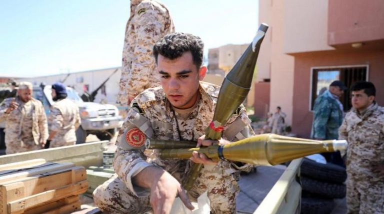War crimes in Libya: the urgent need for justice