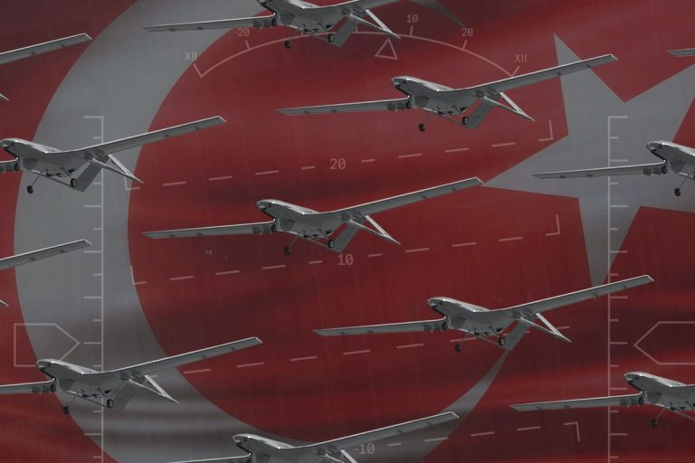 The Diplomatic Significance of Turkey's Drone Programme