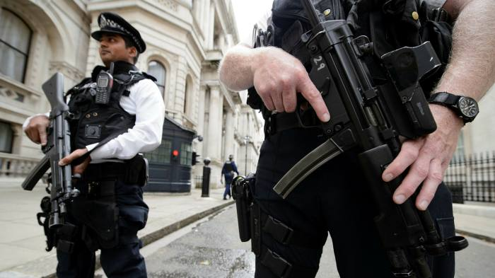 The Private Sector is Vital for UK Counterterrorism Success